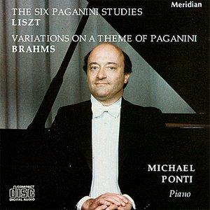 Imagen de 'Liszt: the Six Paganni Studies - Brahms: Variations on a Theme of Paganini'