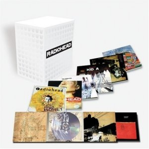Image for 'Album Box Set (Pablo Honey)'