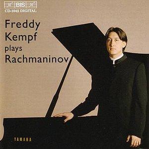 Image for 'RACHMANINOV: Piano Sonata No. 2, Op. 36 / Etudes-tableaux, Op. 39'