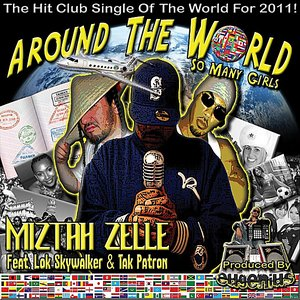 Image pour 'Around the World (feat. Lok Skywalker & Tak Patron)'