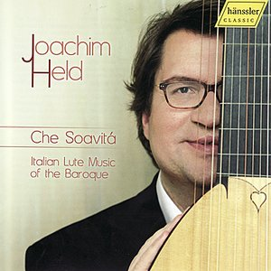 Image for 'Che Soavitá: Italian Lute Music of the Baroque'
