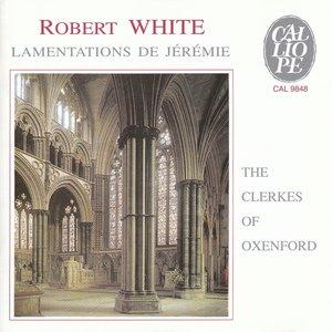 Image for 'White: Lamentations de Jérémie'