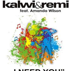 Image for 'Kalwi & Remi feat. Amanda Wilson'