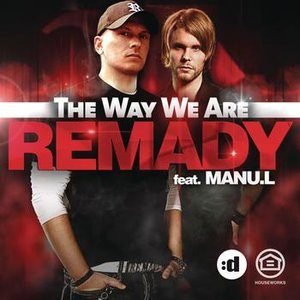 Image for 'The Way We Are (feat. Manu.L)'