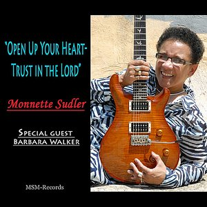 Image for 'Open Up Your Heart: Trust in the Lord (feat. Aaron Graves, Leesa Dawn Robinson & Barbara Walker)'