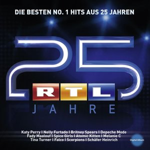 Image for '25 Jahre RTL'