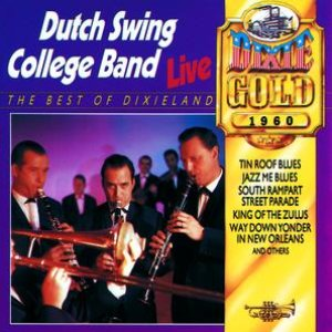 Imagen de 'The Dutch Swing College Band - Live In 1960'