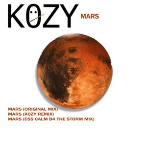 Immagine per '''Mars EP''  by   K0ZY & Coconut Soundsystem'