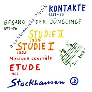 Image for 'Elektronische Musik 1952-1960'