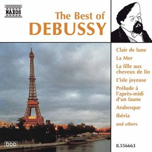 Image for 'DEBUSSY : The Best Of Debussy'