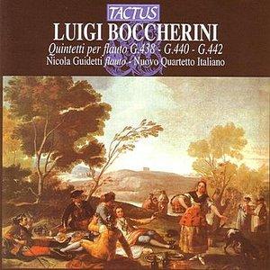 Image for 'Luigi Boccherini: Quintetti per flauto'