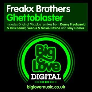 Image pour 'GhettoBlaster'