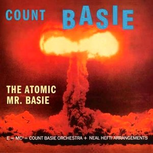 """The Atomic Mr. Basie""的封面"