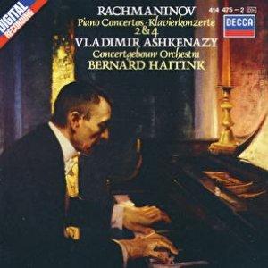 Bild för 'Rachmaninov: Piano Concertos Nos.2 & 4'