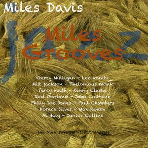 Image pour 'Miles Grooves'
