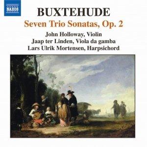 Imagen de 'BUXTEHUDE: 7 Sonatas, BuxWV 259-265'