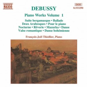 Image for 'DEBUSSY: Suite bergamasque / Arabesques / Ballade / Pour le piano'
