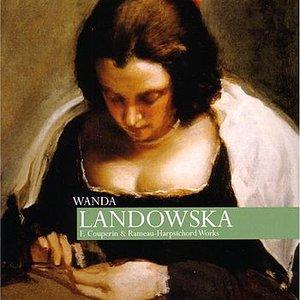 Image pour 'Landowska: F. Couperin & Rameau - Harpsichord Works'