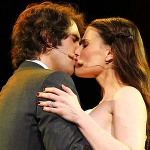 Image for 'Idina Menzel & Josh Groban'