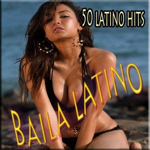 Immagine per 'Baila Latino (50 Latino Hits)'