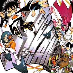 Image for 'TVアニメ「エア・ギア」オリジナルサウンドトラック AIR GEAR WHAT A GROOVY TRICK!!'