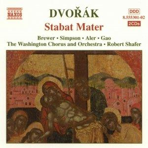Imagen de 'DVORAK: Stabat Mater / Psalm 149'