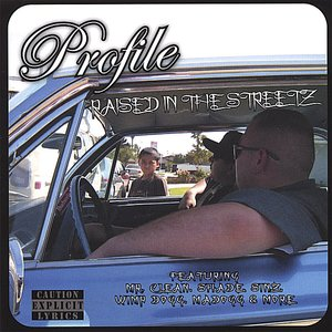 Image for 'Raised In The Streetz'