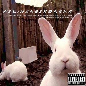 Bild für 'bercerita tentang balada sepasang kelinci yang sedang memadu kasih'