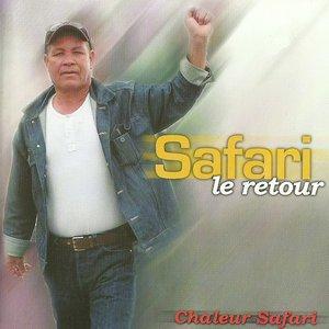Image for 'Safari le retour'