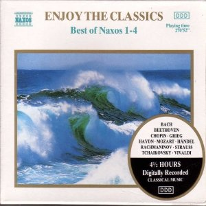 Imagen de 'Enjoy the Classics (Best of Naxos 1-4)'