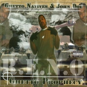 Image for 'Getto Prophecy'