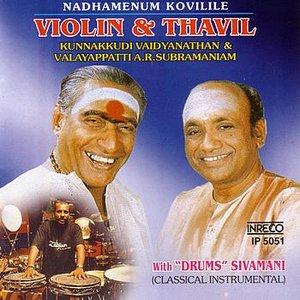Image for 'Violin & Thavil'