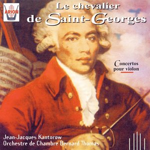 Image for 'Le chevalier de Saint-Georges : Concertos pour violon'