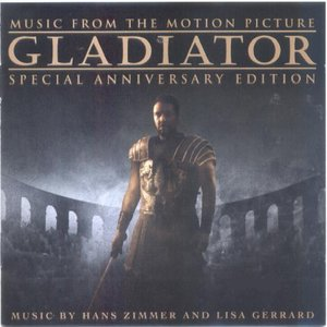 Image for 'Gladiator - Music from the Motion Picture'