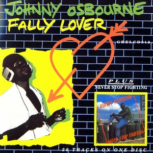 Image for 'Fally Lover / Never Stop Fighting'