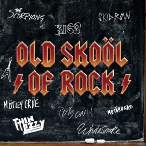 Immagine per 'Old Skool Of Rock'