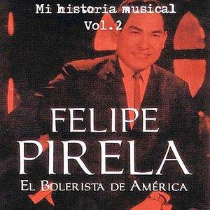 Image pour 'Felipe Pirela - Mi Historia Músical Volume 2'