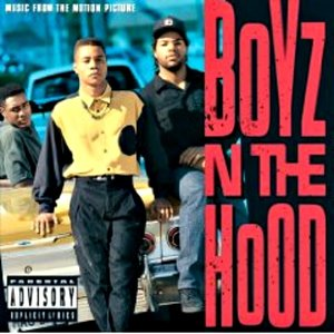 Image for 'Boyz N The Hood Motion Picture Sound Track'