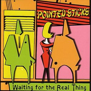 Image for 'Waiting for the Real Thing'