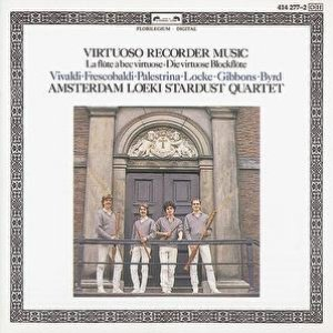 Image for 'Virtuoso Recorder Music'