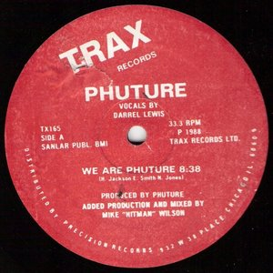 Image for 'We Are Phuture'