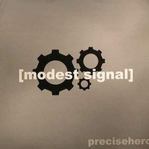 Bild für 'Modest Signal [vinyl EP]'