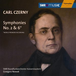 Image for 'Czerny: Symphonies No.2 and 6'