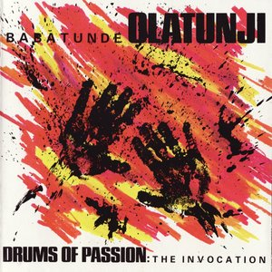 Image for 'Drums of Passion: The Invocation'