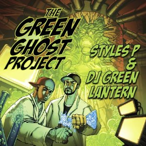 Image pour 'The Green Ghost Project'