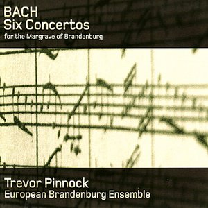 Imagem de 'Bach: Six Concertos for the Margrave of Brandenburg'