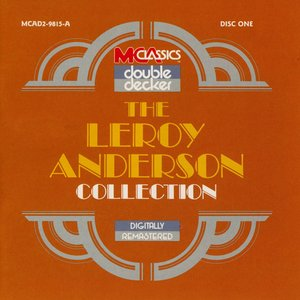 Image for 'The Leroy Anderson Collection'