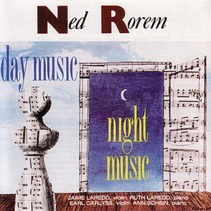 Image for 'NED ROREM: Day Music - Night Music'