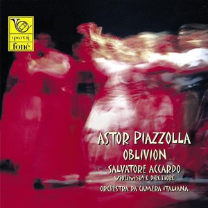 Image for 'Piazzolla : Oblivion'
