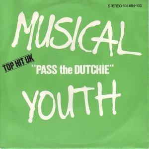 Image pour 'Pass The Dutchie (On The Left'